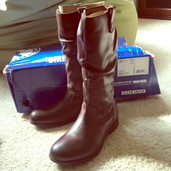 ce3c8aefbadca Birkenstock Sarnia High Boots NEVER WORN